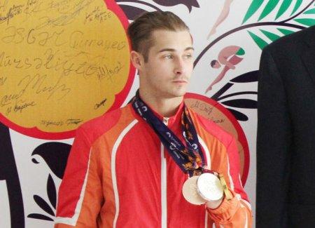 Azərbaycana altı medal qazandıran idmançı vətəndaşlığını dəyişdi