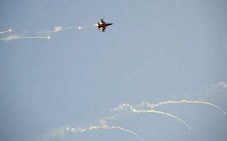 SON DƏQİQƏ: İran qırıcıları bu ölkəni bombalamağa başladı - VİDEO